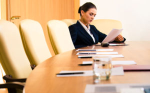 boardroom prep