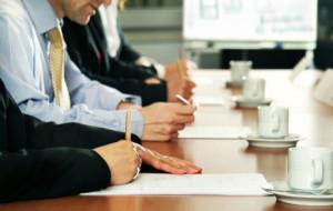 boardroom notes