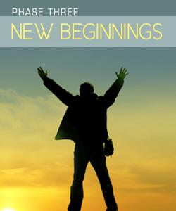 phase 3 - new beginnings