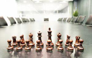 balanced game of chess