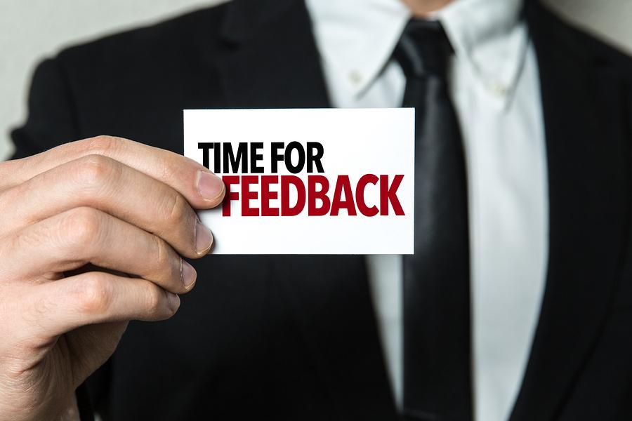 feedback man