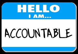 accountable name tag
